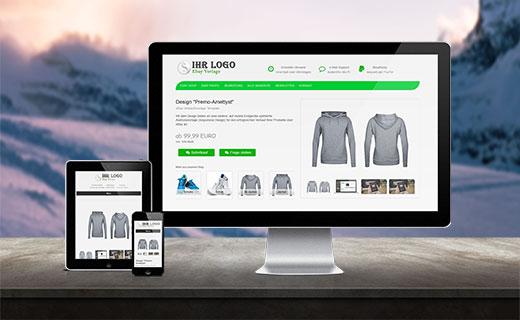Ebay Template Crazo-Platinum