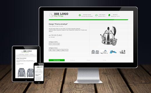 Ebay Html Template Vorlage 2019 Crazo...
