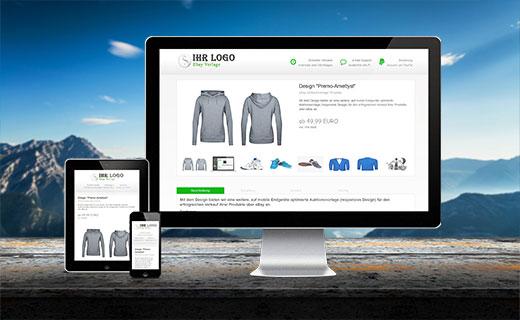 Ebay HTML Vorlage 2019 RESPONSIVE / Premo Design